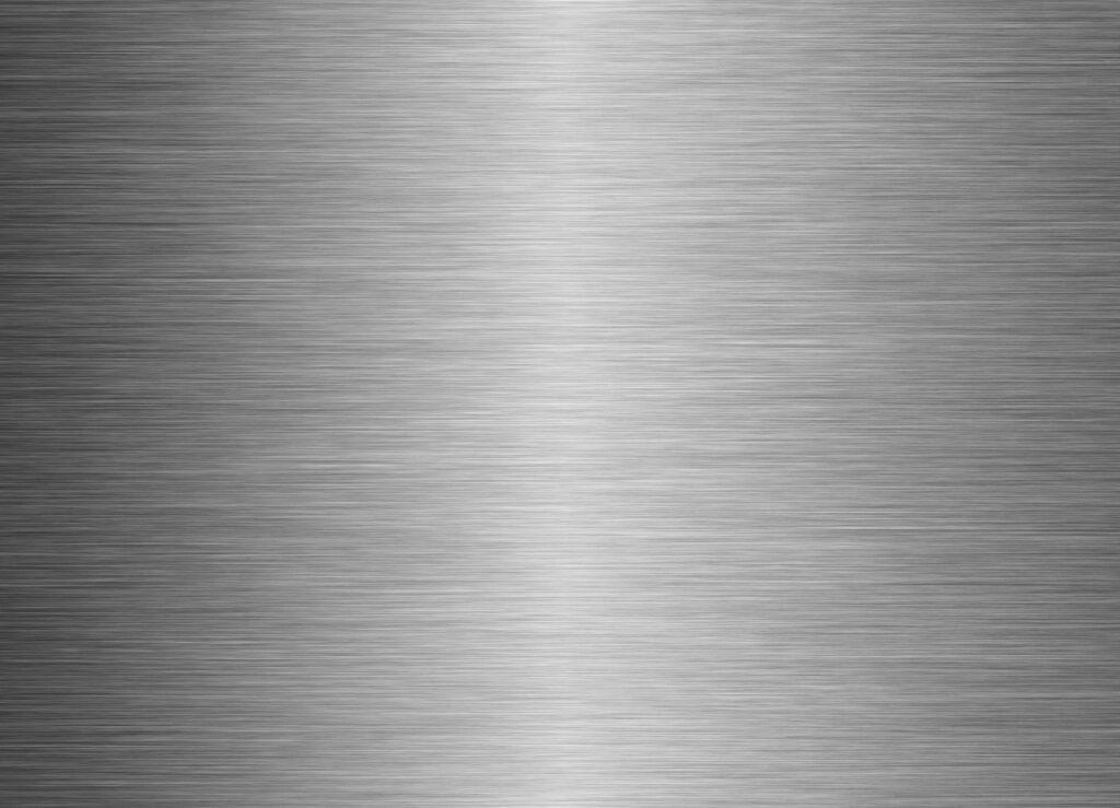 Wjakim celu szczotkuje się aluminium?